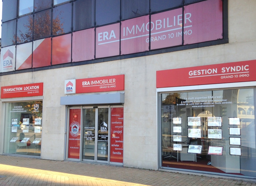 ERA GRAND 10 IMMO - BORDEAUX CEDEX